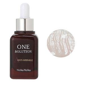 One Solution Anti Wrinkle Ampoule [Holika Holika]