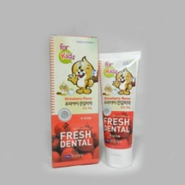 Fresh Dental For Kids Strawberry [Hanil Pharmaceutical]