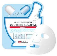 Gung Solution Doctor's Aquafill Mask Pack [Secret Key]