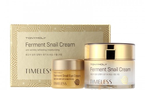 Intense Care Snail Cream [TonyMoly]
