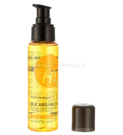 Make HD Silk Argan Oil [Tony Moly]