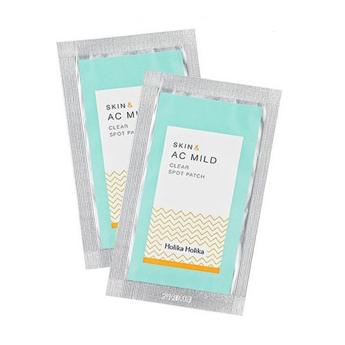 Skin & AC Mild Clear Spot Patch [Holika Holika]