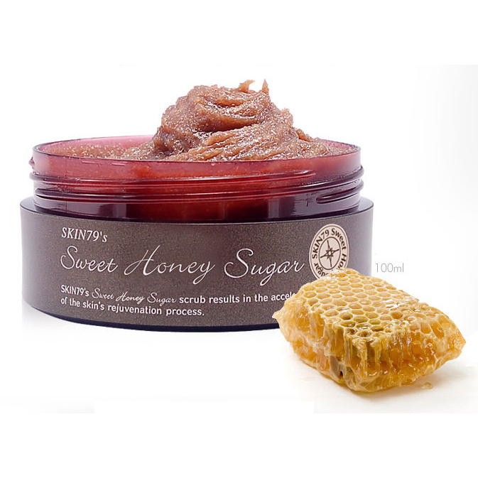 Sweet Honey Sugar Scrub [Skin79]