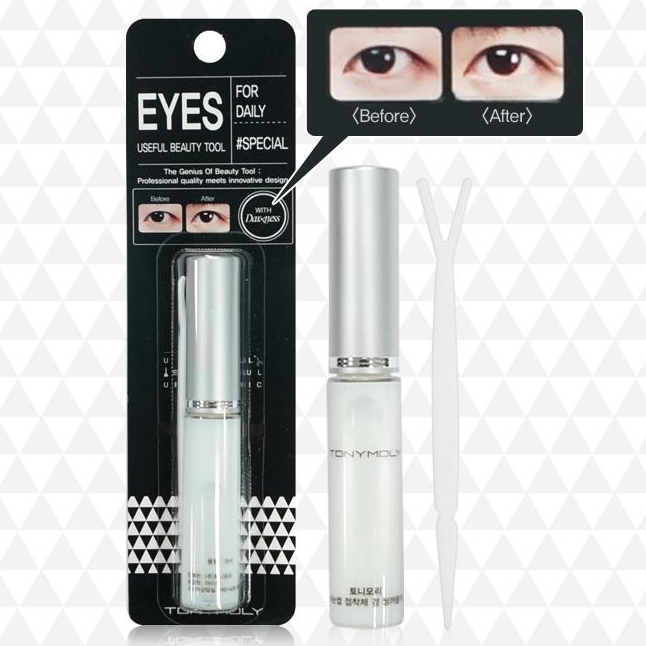 Double Eyelid And Eyelash Glue [TonyMoly]