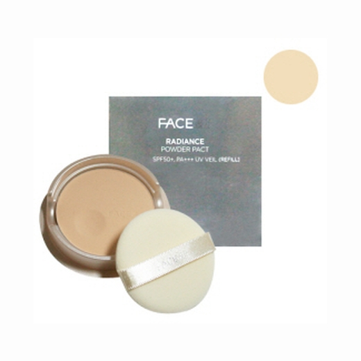 Radiance Powder Pact SPF50 [The Face Shop]