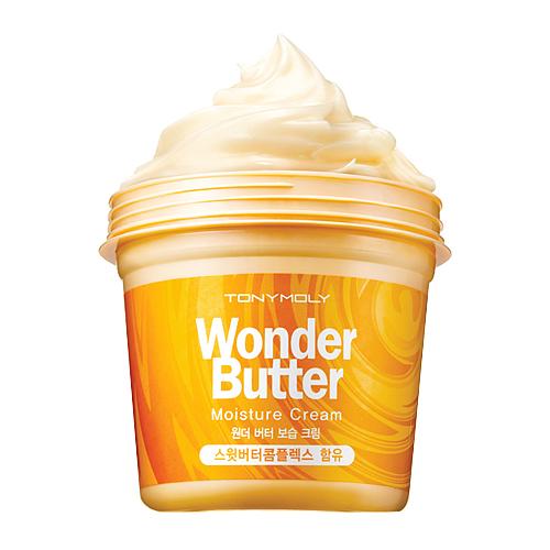 Wonder Butter Moisture Cream [TonyMoly]