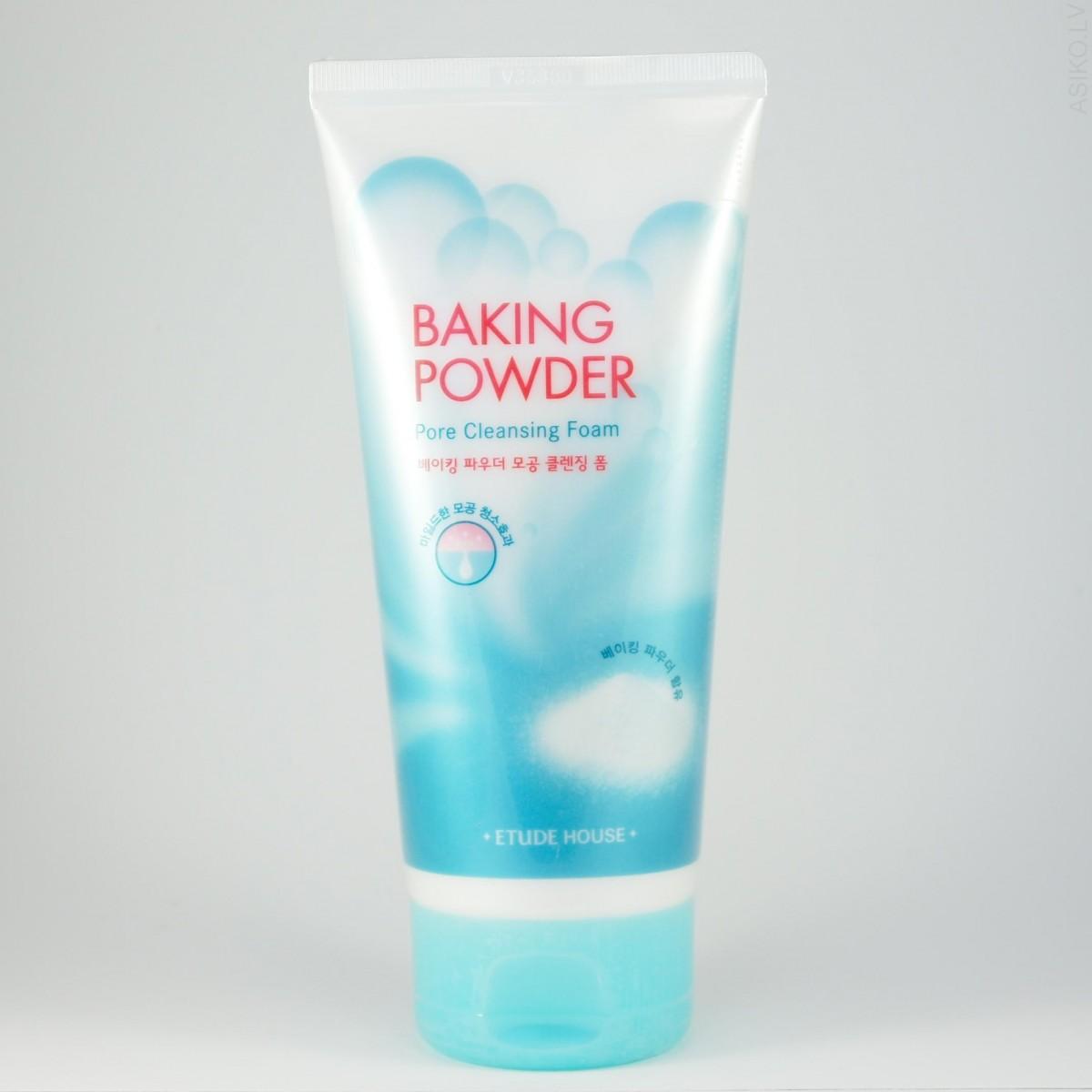 Baking Powder Pore Cleansing Foam [Etude House]