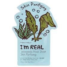 I'm Real Seaweeds Mask Sheet [TonyMoly]