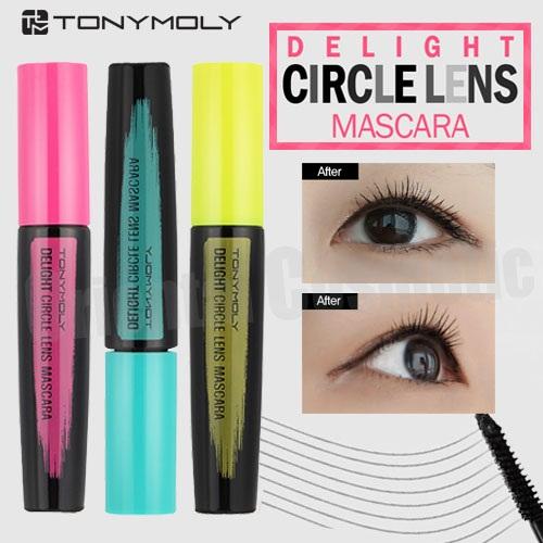 Delight Circle Lens Mascara [TonyMoly]