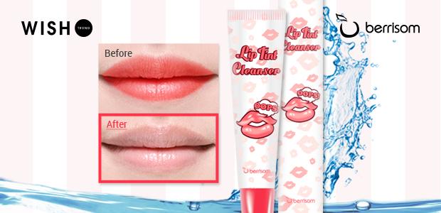 Lip Tint Cleanser [Berrisom]