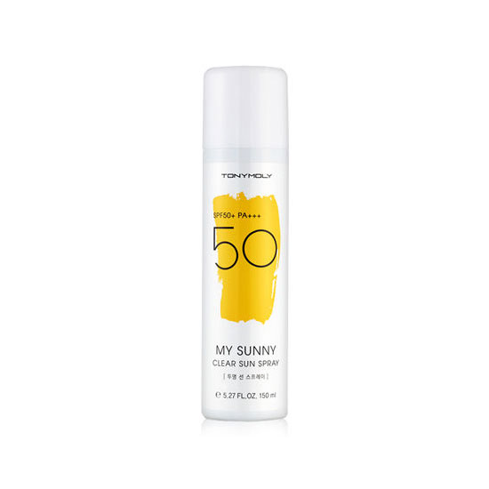 My Sunny Clear Sun Spray [TonyMoly]