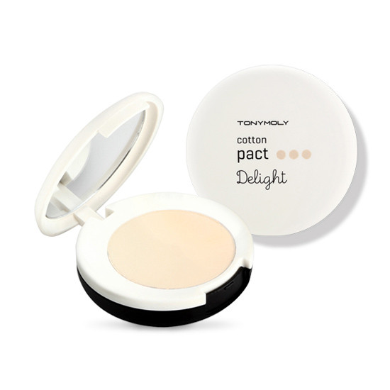 Delight Cotton Pact [TonyMoly]