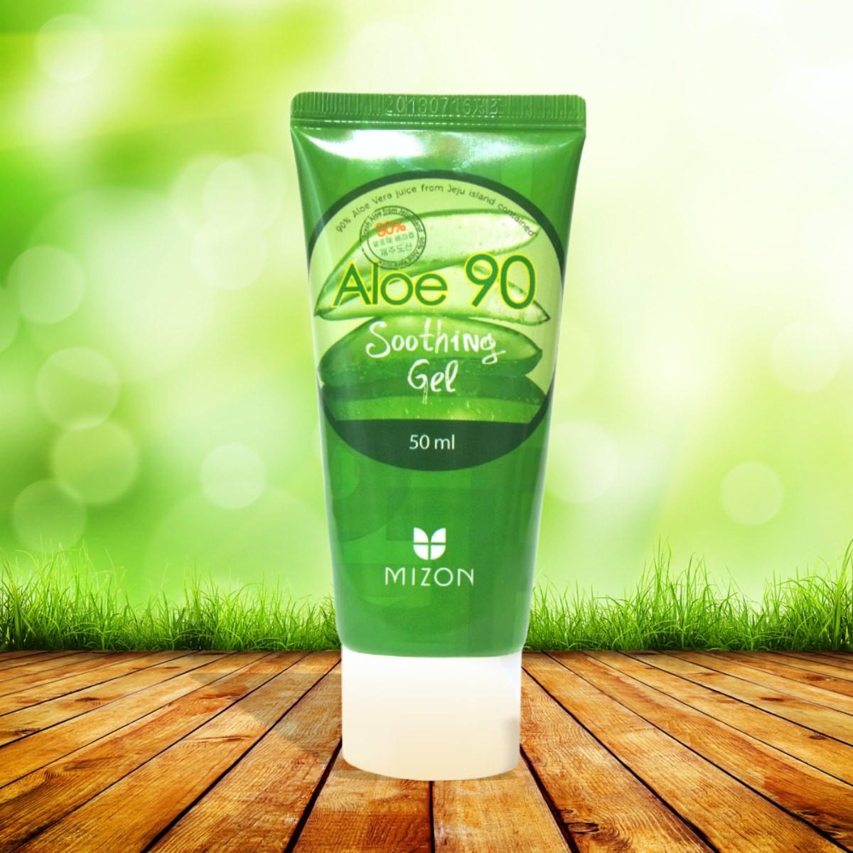 Aloe 90 Soothing Gel [Mizon]