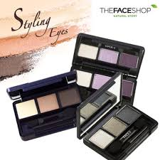Face It Styling Triple Eyes [The Face Shop]