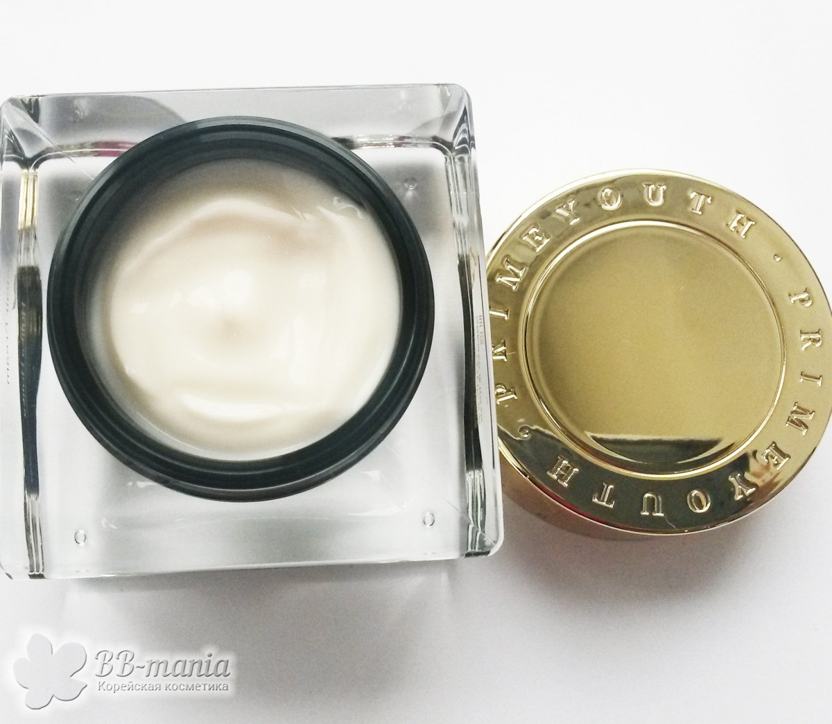 Prime Youth Black Snail Repair Cream [Holika Holika]