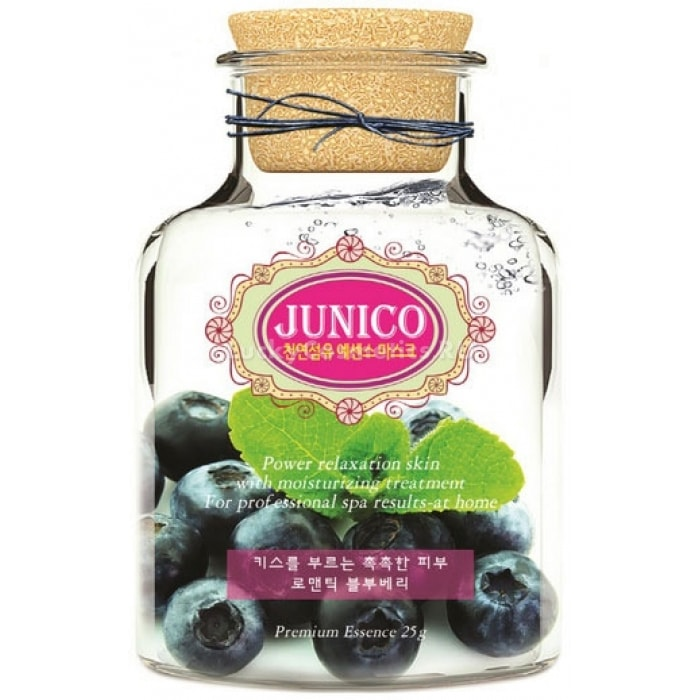 Junico Blueberry Essence Mask [Mijin]