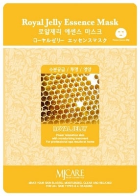 Royal Jelly Essence Mask [Mijin]