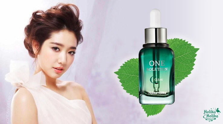 One Solution Clear Ampoule [Holika Holika]