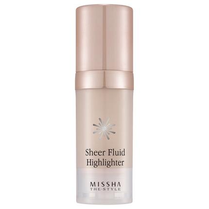 The Style Sheer Fluid Highlighter  [Missha]
