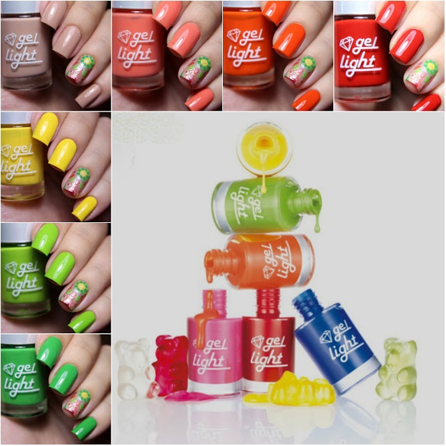 Nail Gel Light [TonyMoly]