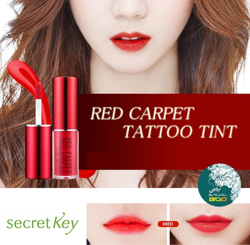 Red Carpet Tattoo Tint [Secret Key]
