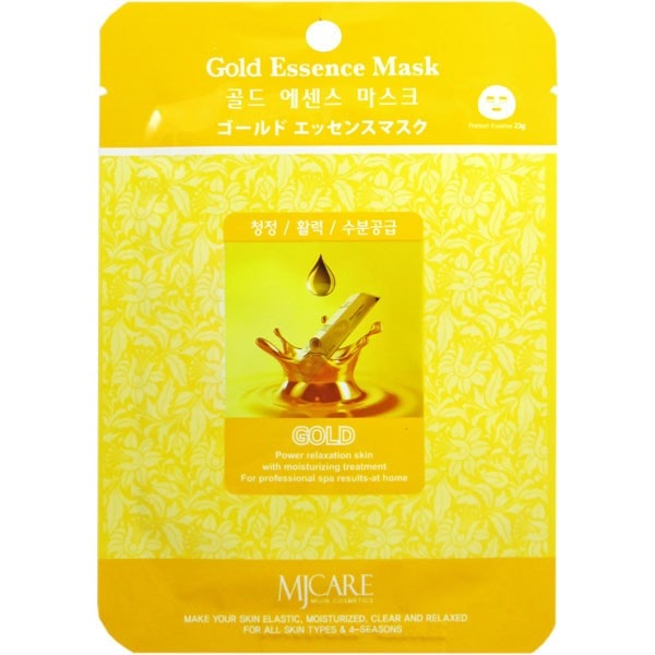 Gold Essence Mask [Mijin]