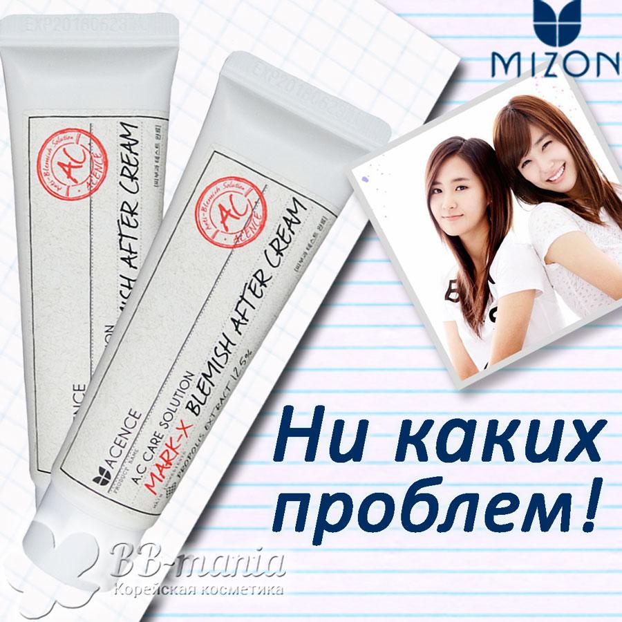 Acence Mark-X Blemish After Cream [Mizon]