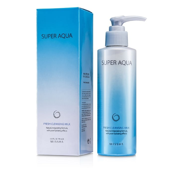 Super Aqua Fresh Cleansing Milk [Missha]