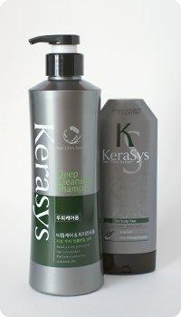 Deep Cleansing Shampoo [Kerasys]