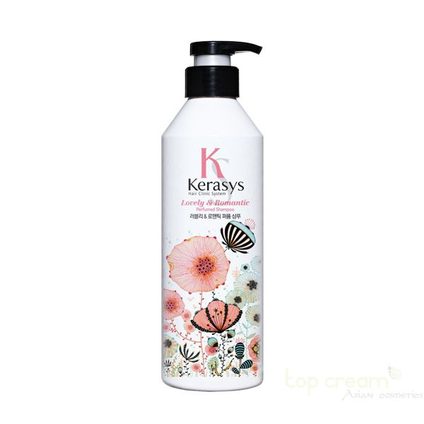 Kerasys Lovely & Romantic Parfumed Shampoo [Kerasys]