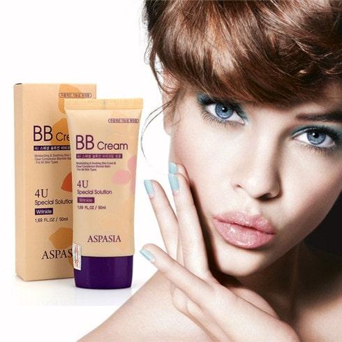 Aspasia 4U Special Solution Wrinkle BB Cream