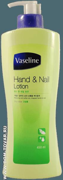 Vaseline Hand and Nail Lotion [Aekyung]
