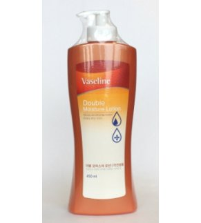 Vaseline Double Moisture Lotion [Aekyung]