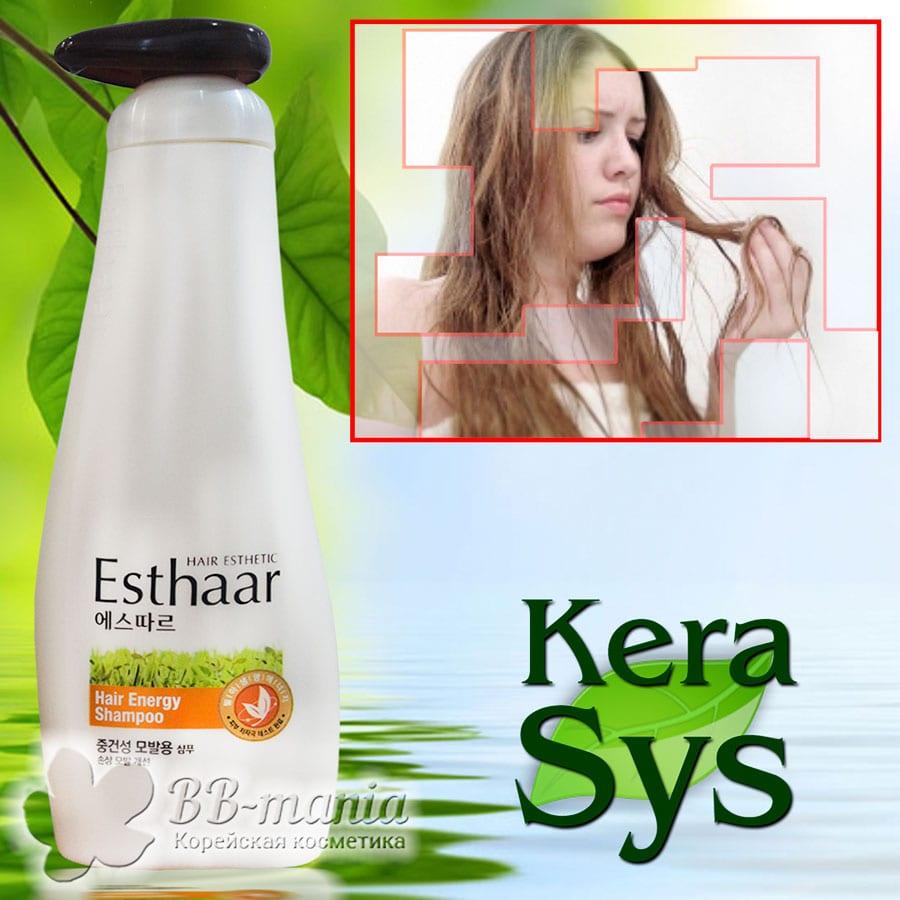 Esthaar Hair Energy Shampoo (normal/dry) [Kerasys]