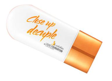 Close Up Decuple Liquid Foundation [LadyKin]