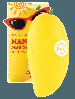 Magic Food Mango Mild Sun Block [TonyMoly]