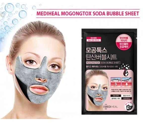 Mogongtox Soda Bubble Sheet [MediHeal]