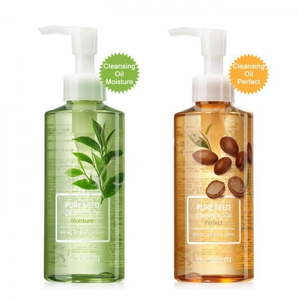 Pure Seed Cleansing Oil [The Saem]