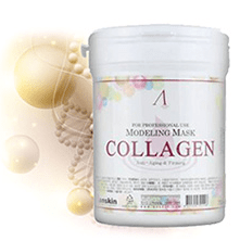 Modeling Mask Collagen Anti-Aging & Firming [Anskin]
