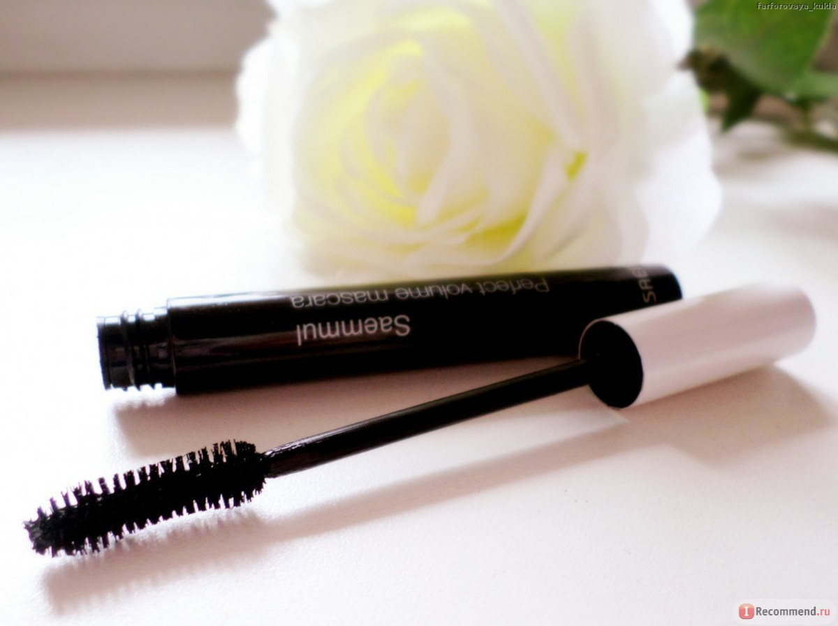 Saemmul Perfect Mascara [The Saem]