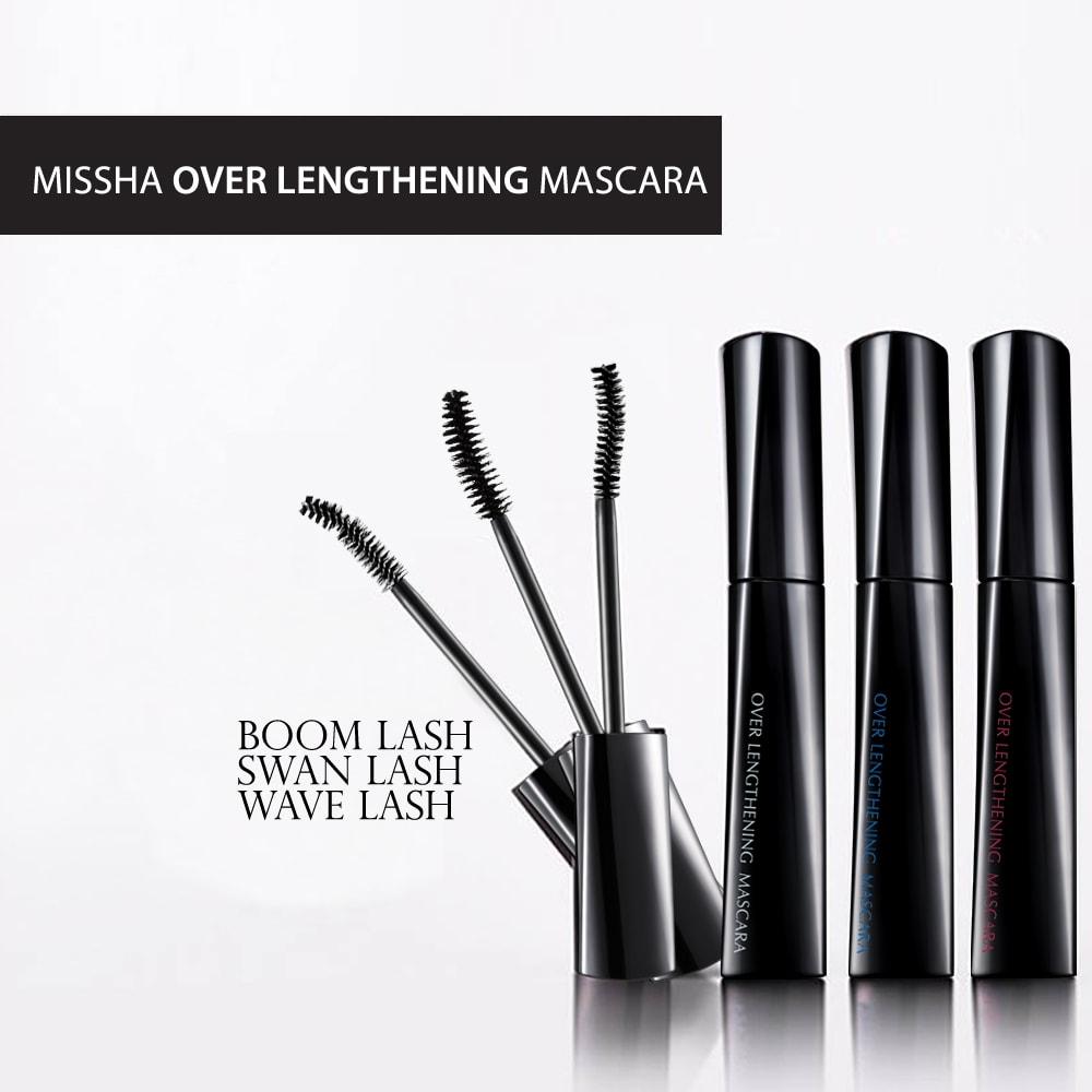 Over Lengthening Mascara [Missha]