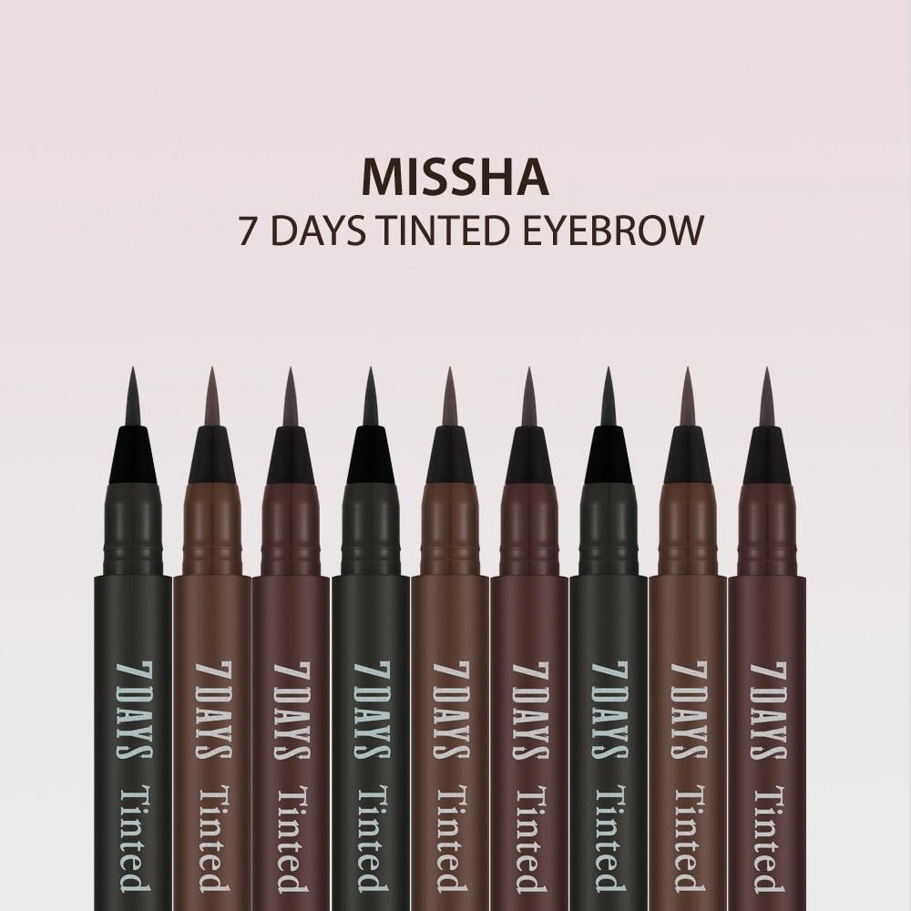 7days Tinted Eyebrow [Missha]
