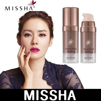 The Style Sheer Fluid Shading [Missha]