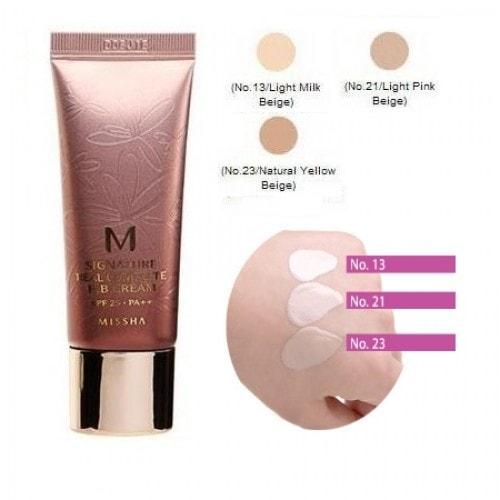 M Signature Real Complete BB Cream SPF25 PA++ [Missha]