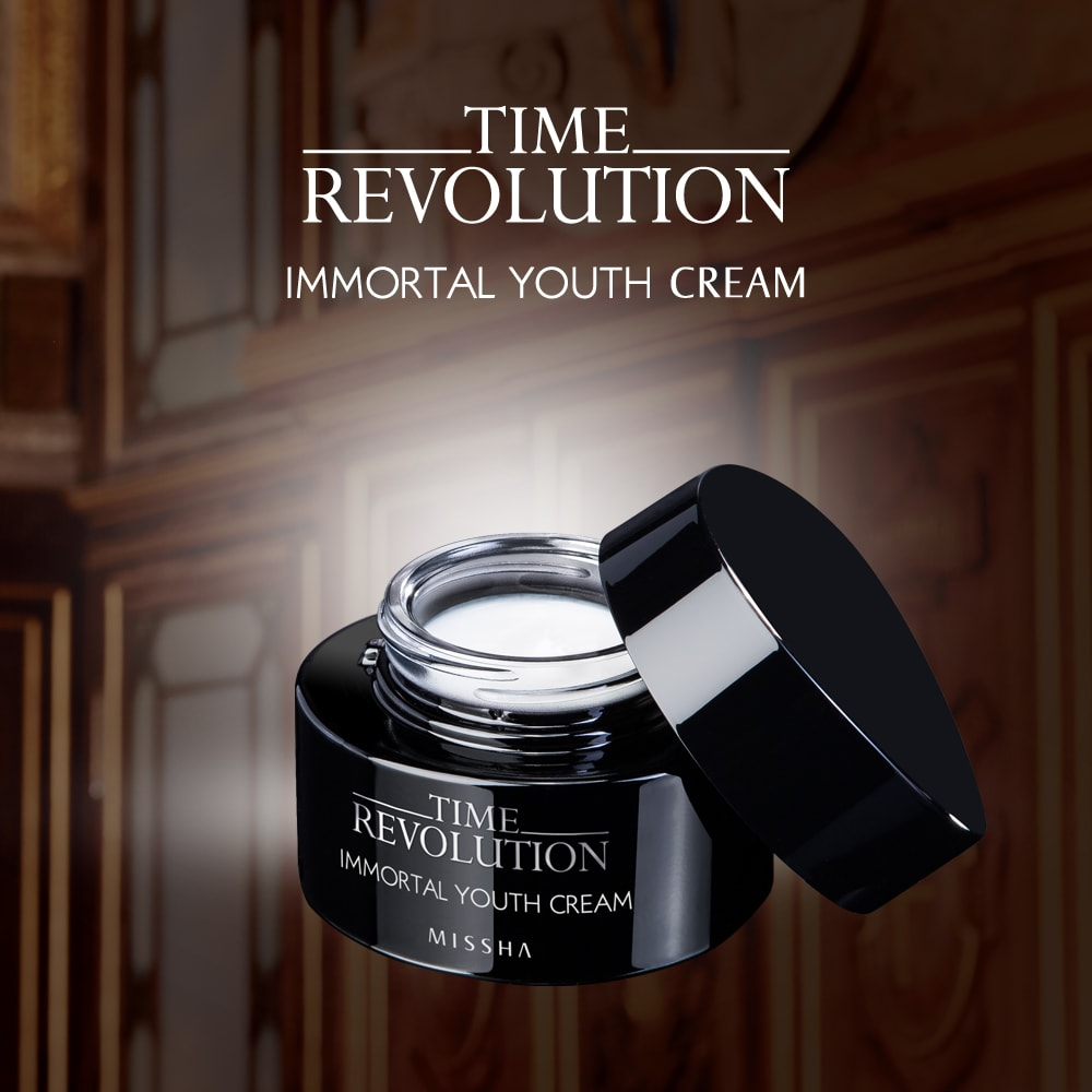 Time Revolution Immortal Youth Cream [Missha]