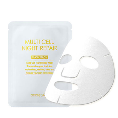 Multi Cell Night Repair Mask Pack [Secret Key]