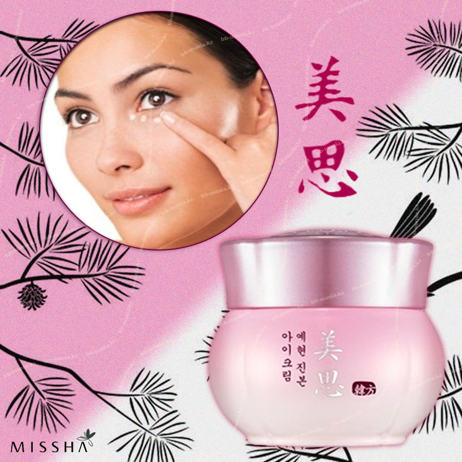 MISA Yei Hyun Eye Cream [Missha]