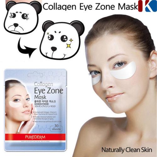 Collagen Eye Zone Mask [PureDerm]