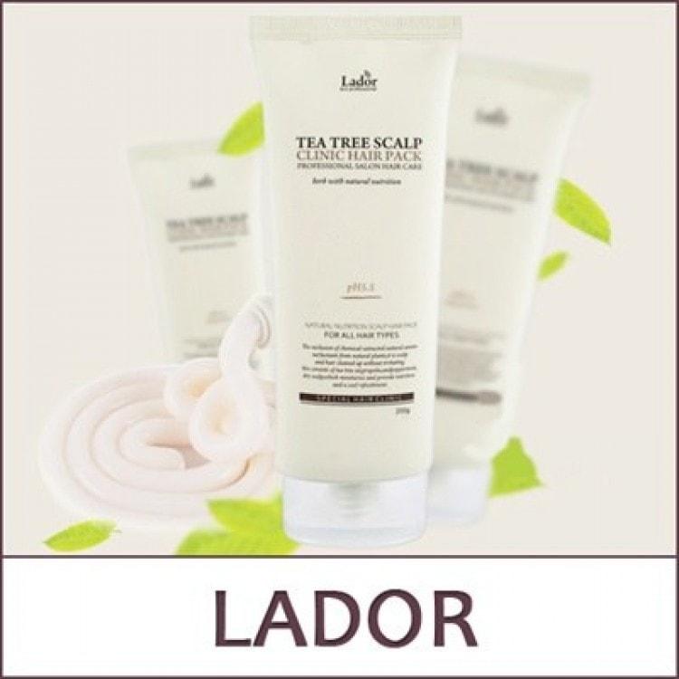 Tea Tree Scalp Hair Pack [La'dor]