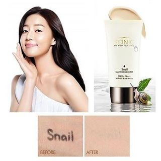 Snail Matrix BB Cream [Scinic]